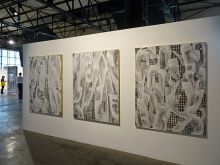 Art-O-Rama 2015 - Galerie Praz-Delavallade