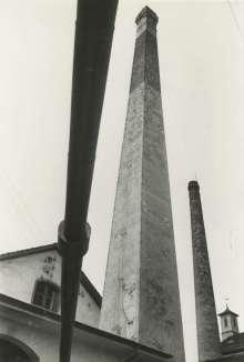 Conduite de vapeur, Teinturie Dürsteler, Medikon, 1942 © Fondation Jakob Tuggener