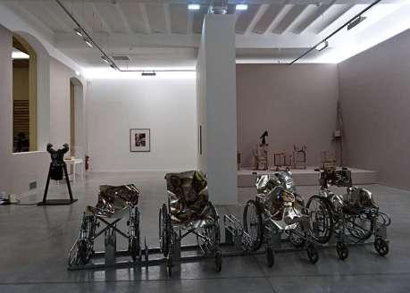 Anatomie de l'Automate - La Panacée - Vue de l'exposition