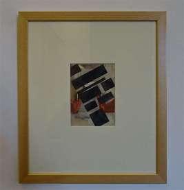 Georges Rousse, Chambery 1 (Dessin préparatoire),2008 - « Collectionneur d'espaces » à Campredon