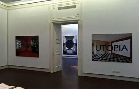 Georges Rousse, Utopia 2B et 5A,2015 - « Collectionneur d'espaces » à Campredon