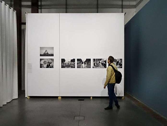 Wassim Ghozlani, cinq photographies de la série « Fragments d'une révolution », 2011. Traces… Fragments (2) d'une Tunisie contemporaine au MuCEM