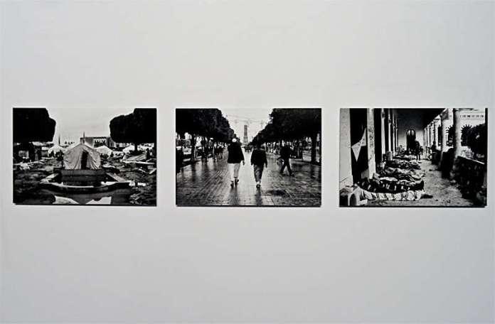 """Wassim Ghozlani, série """"Fragments d'une révolution"""", 2011"""