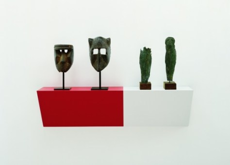 Haim Steinbach, Untitled, 1990