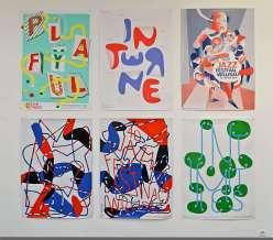 Annik Troxler, Affiches, 2013-2015