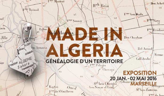 Made in Algeria - Affiche