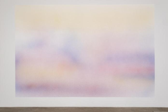 Isabelle Cornaro, Reproductions #9, 2014