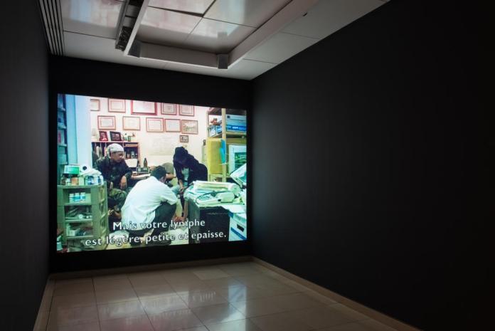 LaToya Ruby Frazier, Performing Social Landscapes à Carré d'Art vue de la salle 4 - Photo ® d.huguenin.jpg