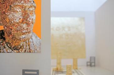 Yann Dumoget, More is not enough, Z.A.N gallery - vue de l'exposition 06