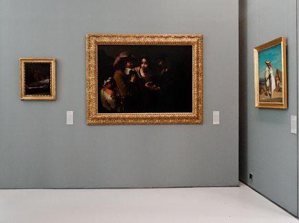 Musée Fabre Nouvelles Acquisitions - Bernardo Cavallin, Jean Tassel et Auguste Glaize