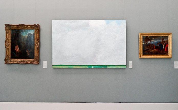Musée Fabre Nouvelles Acquisitions - Jean Raoux,Pierre Buraglio et Sébastien Bourdon