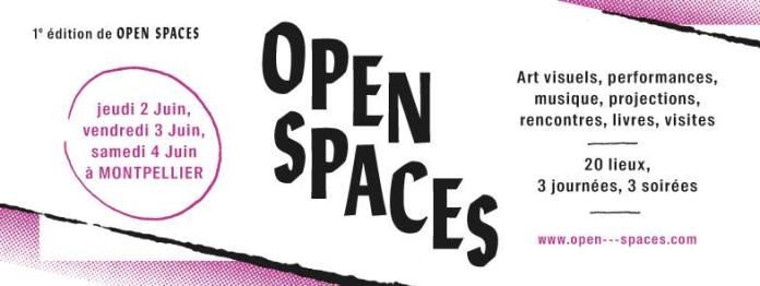 Open Spaces, parcours d'art contemporain à Montpellier