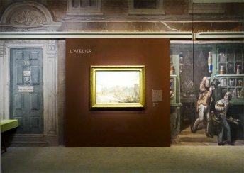 Turner et la couleur à l'Hôtel de Caumont – Aix-en-Provence - Salle 3 - Dans l'atelier