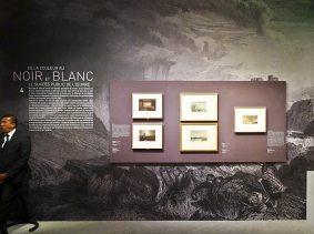 Turner et la couleur à l'Hôtel de Caumont – Aix-en-Provence - Salle 4 - De la couleur au noir et blanc