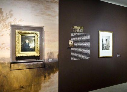 Turner et la couleur à l'Hôtel de Caumont – Aix-en-Provence - Salle 5 - Les séjours à Petworth House