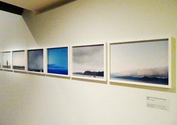 Elina Brotherus « La lumière venue du Nord » - Large de vue, hommage à Erik Satie (2006)