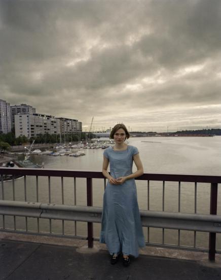 Elina Brotherus, Divorce Portrait, 1998