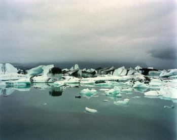Elina Brotherus, Horizon 6, 2000 cision