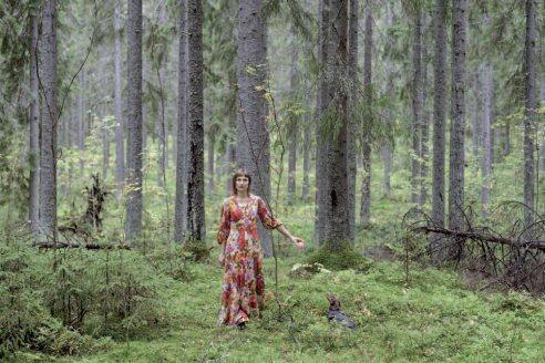 Elina Brotherus, Marcello's Theme, 2014 92,5 x 137,5