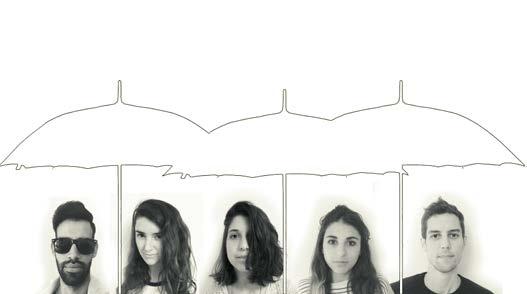 FAV 2016 - Maria Victoria Cresta, Giovanna Giampetruzzi, Lucas Torres Aguero, Soledad Lanús et Ariel Marcelo Gurdo