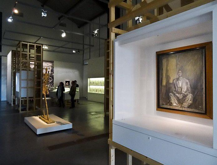 Jean Genet, l'échappée belle au MuCEM - vue de l'exposition 02