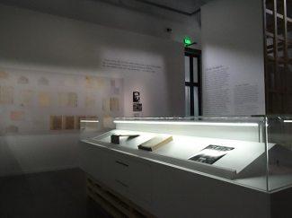 Jean Genet, l'échappée belle au MuCEM - vue de l'exposition - Le Journal du voleur 03
