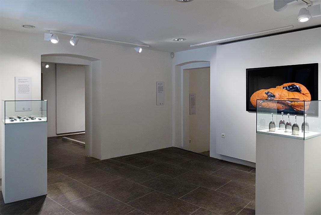 Jeanne Dunning, Patrick Neu et Arnaud Vasseux - Vanités à la Maison des Consuls – Les Matelles, Grand Pic Saint-Loup