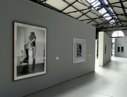 Collier Schorr, Shutters, Frames, Collections, Repetition - Systematically Open - Fondation LUMA Arles - 2016 - Vue de l'exposition