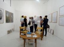 Galerie Catherine Putman, Paris - Paréidolie 2016 - vue de l'exposition