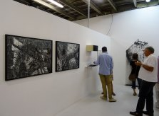 Galerie Maubert, Paris - Paréidolie 2016 - vue de l'exposition