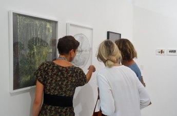 Pa - Plateforme de création contemporaine, Paris - Paréidolie 2016 - vue de l'exposition