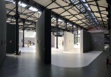 Philippe Rahm, Luminance, Scénographie pour Systematically Open - Fondation LUMA Arles - La Mécanique Générale, au Parc des Ateliers, Arles