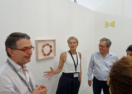 Rafael Pérez Hernando Galeria, Madrid - Paréidolie 2016 - vue de l'exposition