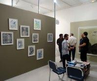Sémiose, Paris - Paréidolie 2016 - vue de l'exposition