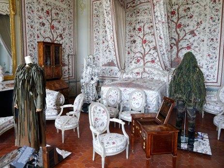 À cache-cache dans le meuble d'indiennes de la Chambre d'apparat - Mission Mode, Styles Croisés au Château Borély