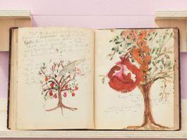 Anna Boghiguian «Promenade dans l'inconscient» à Carré d'Art, Nîmes