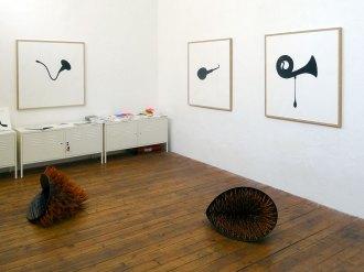Vanessa Notley, les Vestibules à la galerie AL/MA