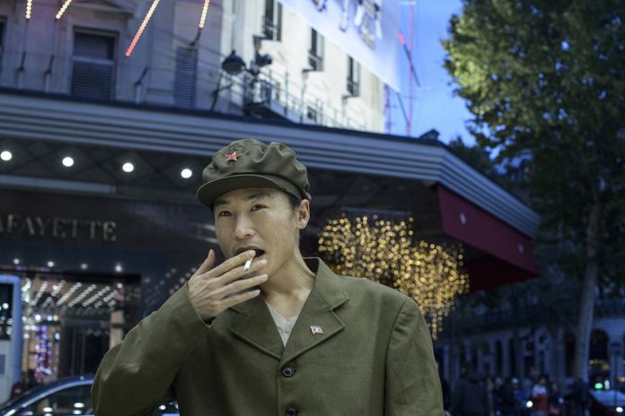 Didier Bizet, Pyongyang Paris