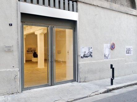 Mahatsanga Le Dantec, Pas de côté, Galerie Gourvennec Ogor, 2016
