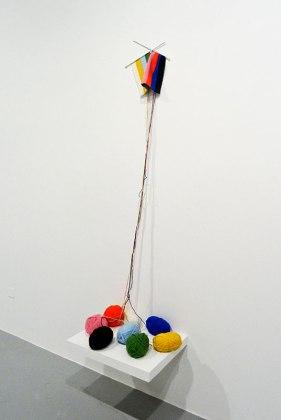 Nathalie Bujold, Mire de couleurs, 1999. Ménage/Montage, Vidéochroniques