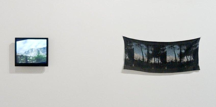 Nathalie Bujold, La Montagne Sainte-Victoire, 2005-2013. Ménage/Montage, Vidéochroniques