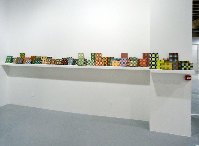 Nathalie Bujold, Variation bûcheron, 1997. Ménage/Montage, Vidéochroniques