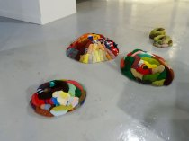 Nathalie Bujold, Foyer doux foyer, 1998. Ménage/Montage, Vidéochroniques