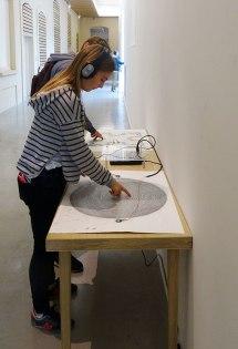 Joyce Hinterding, Aura Series, 2009-2016. Résonances magnétiques à La Panacée, Montpellier