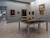 Joseph-Marie Vien - Musée Fabre - salle Gauffier