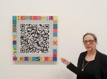 Du Verbe à la Communication – Josée Gensollen à Carré d'Art Nîmes