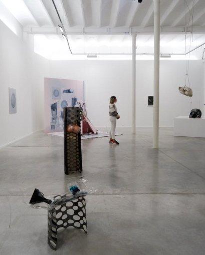 Retour sur Mulholland Drive à La Panacée Vue de l'exposition 12
