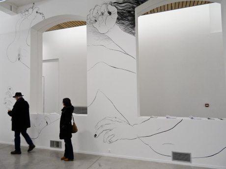Saelia Aparicio, Introdenouement, core, 2017. Retour sur Mulholland Drive - La Panacée Montpellier