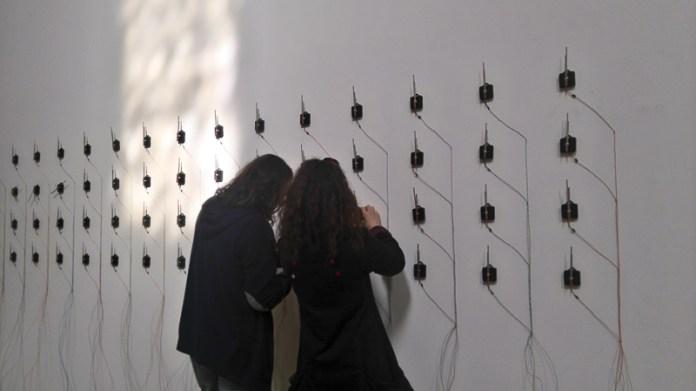"""Amaral & Barthes dernier réglages - photo """"Résidence lignes de vie"""""""