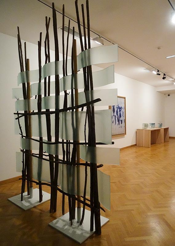 Andrea Branzi, Giardino di vetro, 2004 02